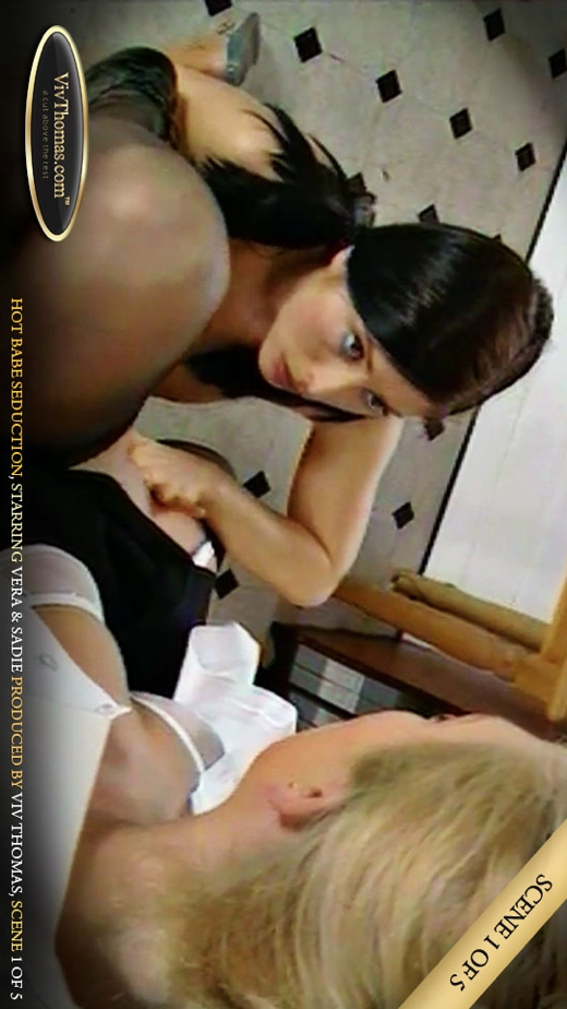 Sadie A & Vera A - `Hot Babe Seduction Part 1` - by Viv Thomas for VIVTHOMAS VIDEO