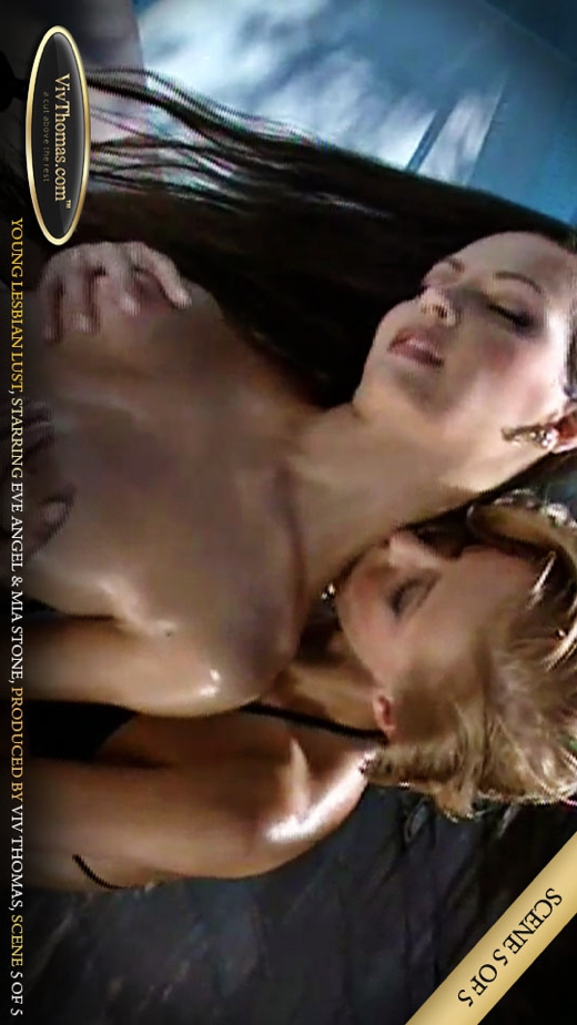 Eve Angel & Mia Stone - `Young Lesbian Lust Part 5` - by Viv Thomas for VIVTHOMAS VIDEO