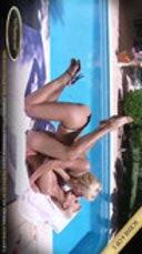 Sandy A & Stella Stevens - `The Sole Collector Part 4` - by Viv Thomas for VIVTHOMAS VIDEO
