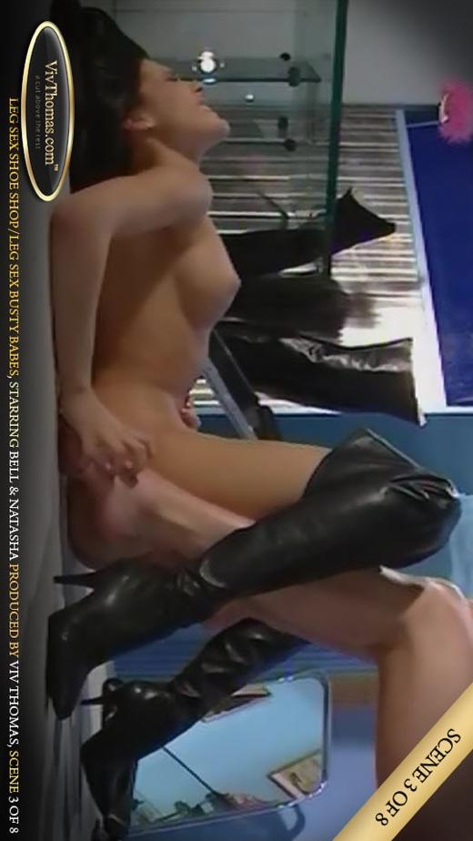 Bell A & Natasha A - `Leg Sex - Double Feeture Part 3` - by Viv Thomas for VIVTHOMAS VIDEO