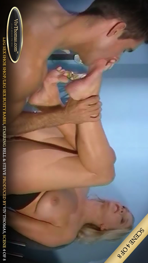 Bell A - `Leg Sex - Double Feeture Part 4` - by Viv Thomas for VIVTHOMAS VIDEO