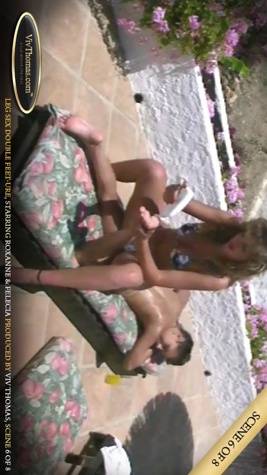 `Leg Sex Dream & Leg Sex in the Sun Part 6` - by Viv Thomas for VIVTHOMAS VIDEO