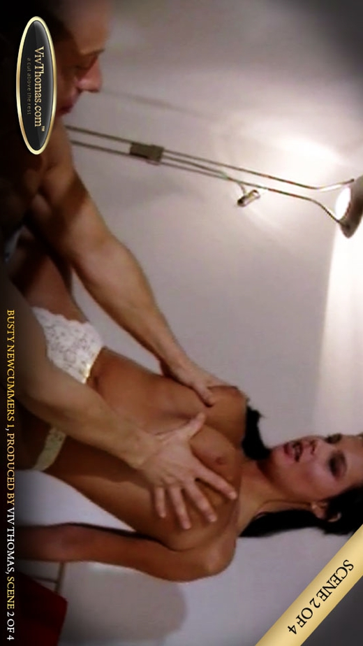 `Busty Newcummers 1 Part 2` - by Viv Thomas for VIVTHOMAS VIDEO