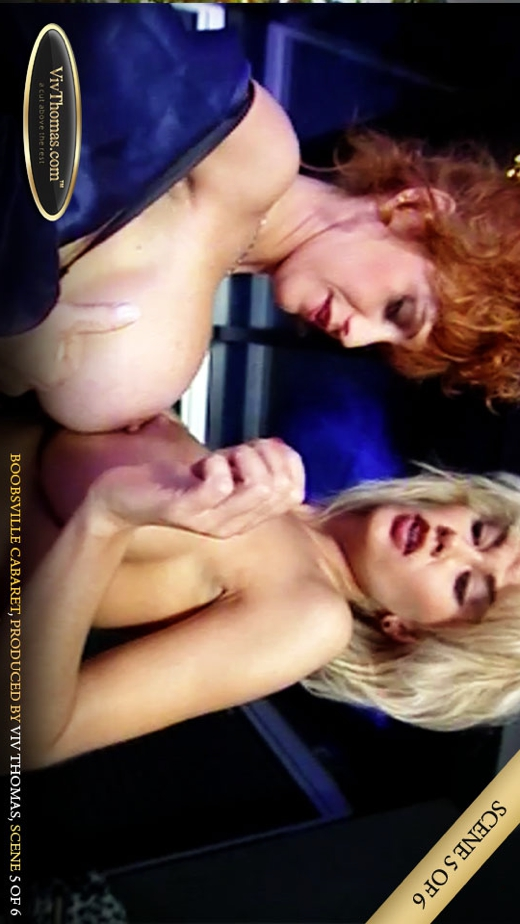 `Boobsville Cabaret Part 5` - by Viv Thomas for VIVTHOMAS VIDEO