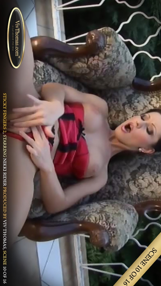 Nikki Ryder - `Sticky Fingers 2 Part 10` - by Viv Thomas for VIVTHOMAS VIDEO