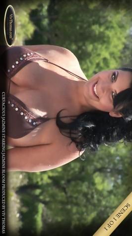Jazmine Bloom  from VIVTHOMAS VIDEO