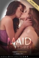 Eufrat A & Tess A - Maid to Seduce Scene 1