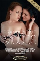 Blue Angel & Eileen Sue - Provocative Moods Scene 1