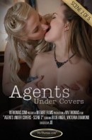 Blue Angel & Viktoria Diamond - Agents Under Covers Scene 2