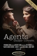 Blue Angel & Cindy Hope - Agents Under Covers Scene 3
