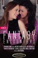Blue Angel & Cindy Hope - Fantasy Encounters Scene 2
