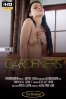 Frida & Jesie Jazz in Gardeners Scene 3 video from VIVTHOMAS VIDEO by Andrej Lupin