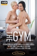 Lexie Dona & Uma - The Gym Scene 1