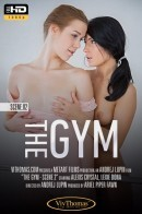 Alexis Crystal & Lexie Dona - The Gym Scene 2