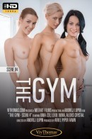 Alexis Crystal & Lexie Dona & Uma - The Gym Scene 4