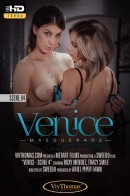 Roxy Mendez & Tracy Smile in Venice Scene 4 - Masquerade video from VIVTHOMAS VIDEO by Andrej Lupin