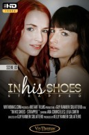 Ava Courcelles & Leila Smith - In His Shoes Episode 3 - Strapped