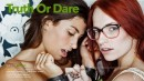 Julia Roca & Leila Smith - Truth Or Dare Episode 4 - Avouch