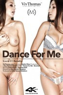 Angelina Brill & Diana Dolce in Dance For Me Episode 1 - Revelry video from VIVTHOMAS VIDEO by Guy Ranieri Sblattero