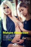 Lena Love & Violette Pink - Mature Attraction Episode 1 - Blissful