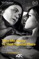 Alyssa Reece & Dorothy Black - Take Me Away To That Special Place Episode 1 - Reminiscence