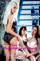 Lena Love & Michelle H - The Initiation Of A Maid Episode 2 - Dawning