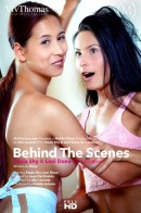 Lexi Dona & Paula Shy - Behind The Scenes - Paula Shy And Lexi Dona On Location