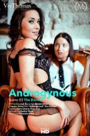 Kerry Cherry & Roxy Dee in Androgynous Episode 3 - The Dancer video from VIVTHOMAS VIDEO by Sandra Shine