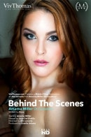 Behind The Scenes: Amarna Miller On Location