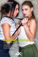 Anissa Kate & Lucy Heart - Lesbian Stories Episode 2 - Fiction