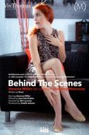 Behind The Scenes: Amarna Miller On Location Shooting Memories