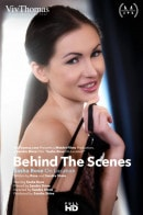 Behind The Scenes: Sasha Rose On Location video from VIVTHOMAS VIDEO by Sandra Shine