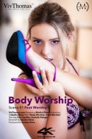 Clea Gaultier & Daniella Margot in Body Worship Episode 1 - Foot Worship video from VIVTHOMAS VIDEO by Sandra Shine