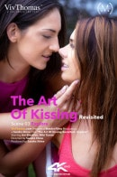 Ani Blackfox & Miki Torrez in Art Of Kissing Revisited Episode 3 - Explore video from VIVTHOMAS VIDEO by Sandra Shine