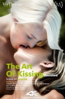 Gina Gerson & Lovita Fate in Art Of Kissing Revisited Episode 4 - Surprise video from VIVTHOMAS VIDEO by Sandra Shine