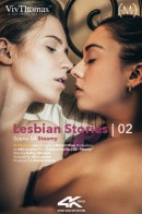 Kalisy & Sabrisse in Lesbian Stories Vol 2 Episode 4 - Steamy video from VIVTHOMAS VIDEO by Alis Locanta