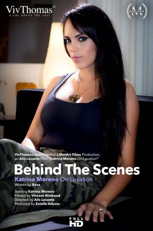 Behind The Scenes: Katrina Moreno On Location video from VIVTHOMAS VIDEO by Alis Locanta