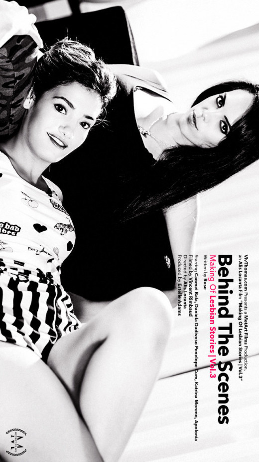 Apolonia & Caomei Bala & Daniela Dadivoso & Katrina Moreno & Penelope Cum - `Behind The Scenes: Making Of Lesbian Stories Vol 3` - by Alis Locanta for VIVTHOMAS VIDEO