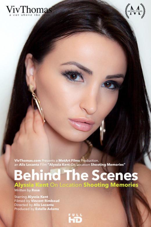 Alyssia Kent - `Behind The Scenes: Alyssia Kent Shooting Memories` - by Alis Locanta for VIVTHOMAS VIDEO