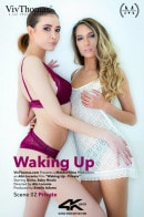 Baby Nicols & Gisha in Waking Up Episode 2 - Appear video from VIVTHOMAS VIDEO by Alis Locanta
