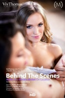 Behind The Scenes: Aislin & Shrima Malati On Location video from VIVTHOMAS VIDEO by Sandra Shine