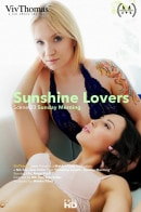 Angel Piaf & Lilu Moon in Sunshine Lovers Episode 3 - Sunday Morning video from VIVTHOMAS VIDEO by Nik Fox