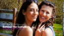 Behind The Scenes: Emylia Argan And Miki Torrez On Location video from VIVTHOMAS VIDEO by Nik Fox