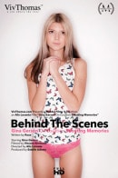 Behind The Scenes: Gina Gerson Shooting Memories