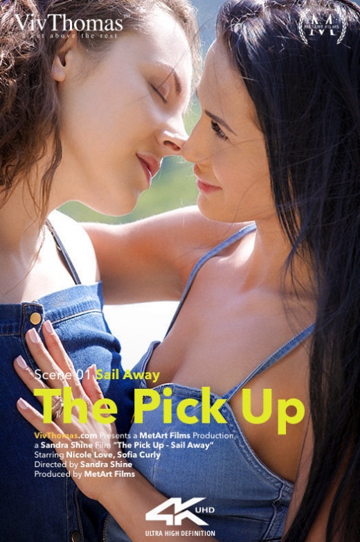 Nicole Love & Sofia Curly in The Pick Up Episode 1 - Sail Away video from VIVTHOMAS VIDEO by Sandra Shine