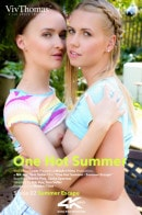 Sasha Sparrow & Violette Pink in One Hot Summer Episode 2 - Summer Escape video from VIVTHOMAS VIDEO by Nik Fox