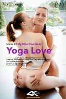 Katy Rose & Nata in Yoga Love Episode 2 - My Mind Your Body video from VIVTHOMAS VIDEO by Nik Fox