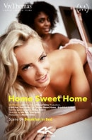 Emma Button & Luna Corazon in Home Sweet Home Episode 4 - Breakfast In Bed video from VIVTHOMAS VIDEO by Nik Fox