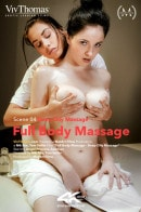 Angel Princess & Sabrisse in Full Body Massage Episode 4 - Deep Oily Massage video from VIVTHOMAS VIDEO by Nik Fox