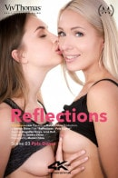 Angelika Greys & Lena Reif in Reflections Episode 3 - Pole Dance video from VIVTHOMAS VIDEO by Sandra Shine